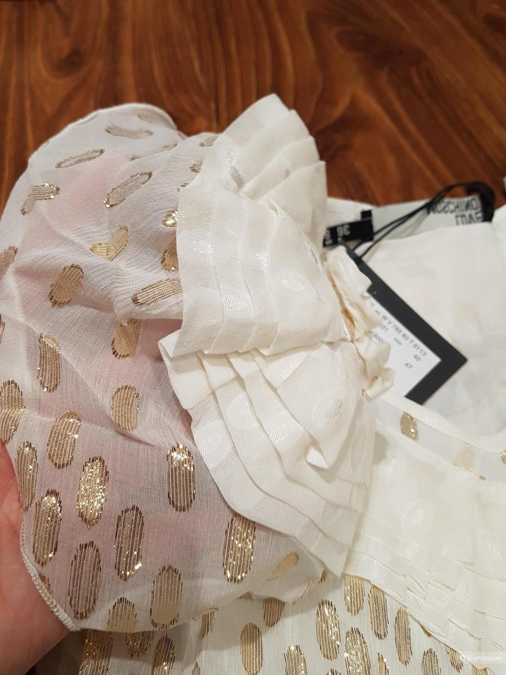 Moschino платье р.44