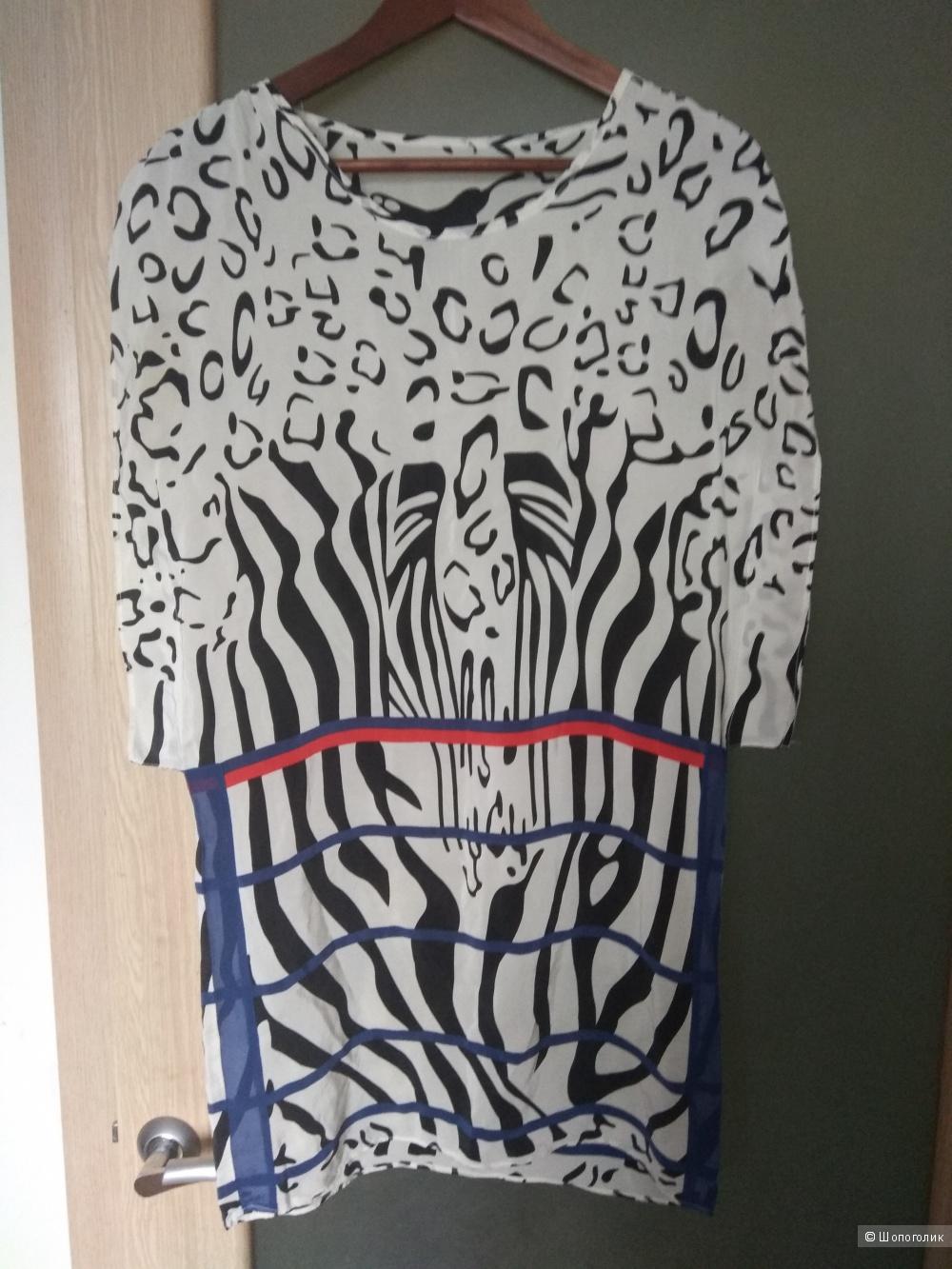 Платье туника на 42-44 размер