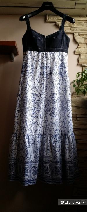 Платье-сарафан  Rick Cardona  48 размер