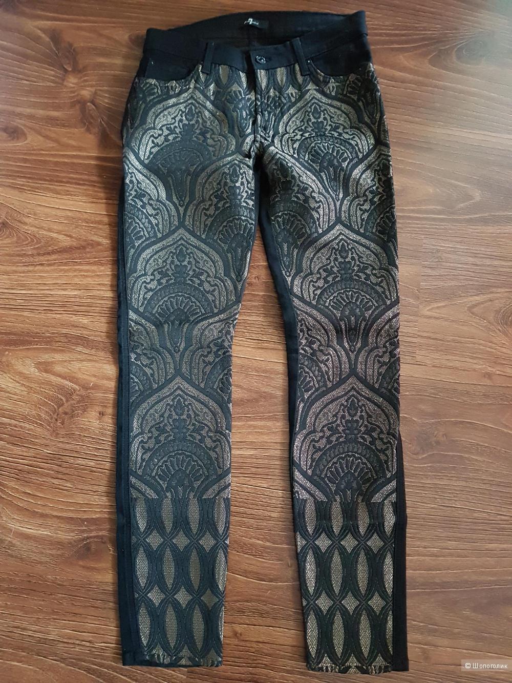 7 For All Mankind женские джинсы. р.28