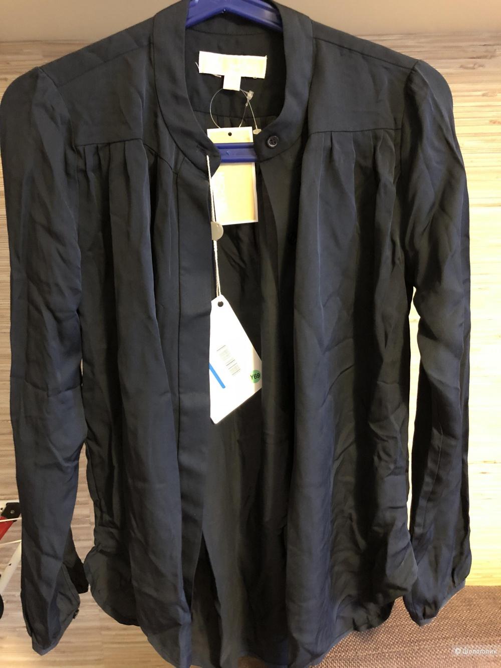 Шелковая блузка Michael Michael Kors, XXS-XS
