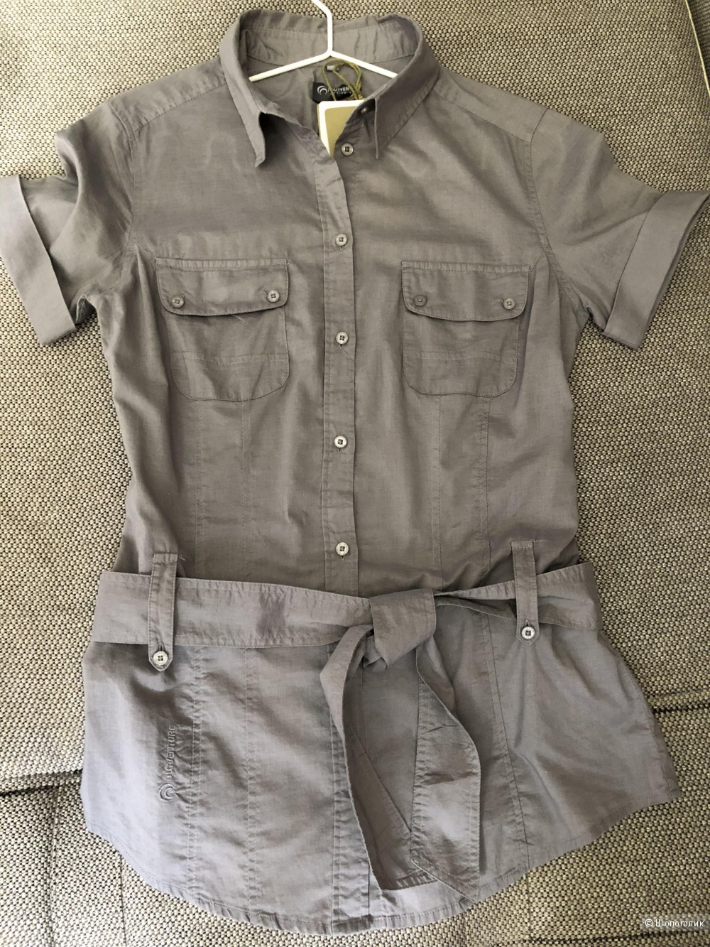 Женская рубашка Outventure, 44рус.