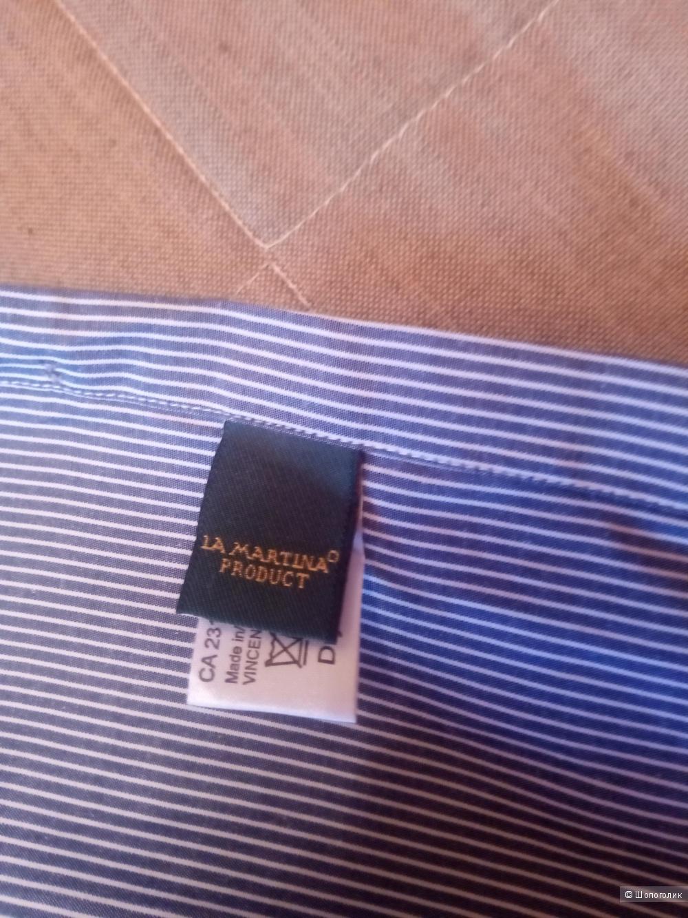 Рубашка La Martina р.48