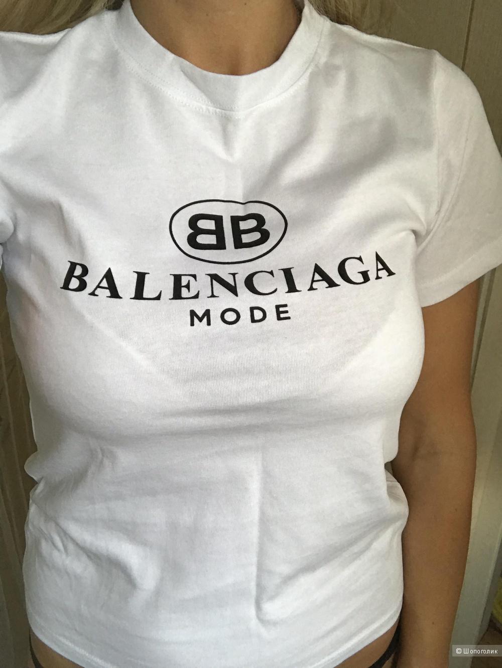 Футболка Balenciaga размер М
