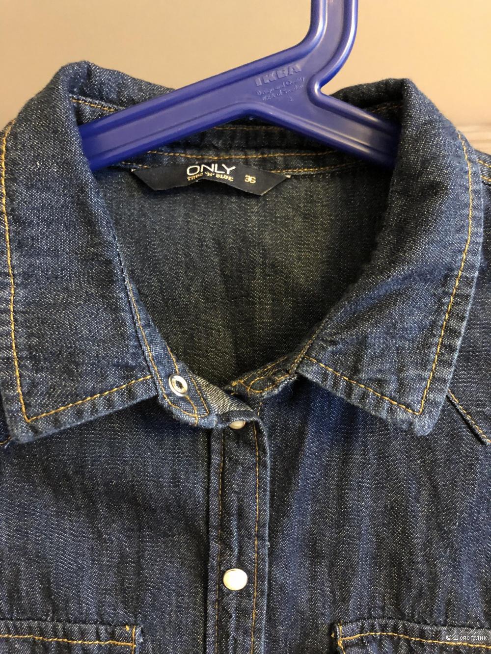 Рубашка Only, размер 36 EU