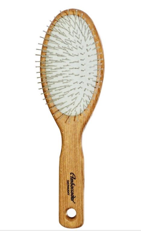 Расческа деревянная для волос Ambassador