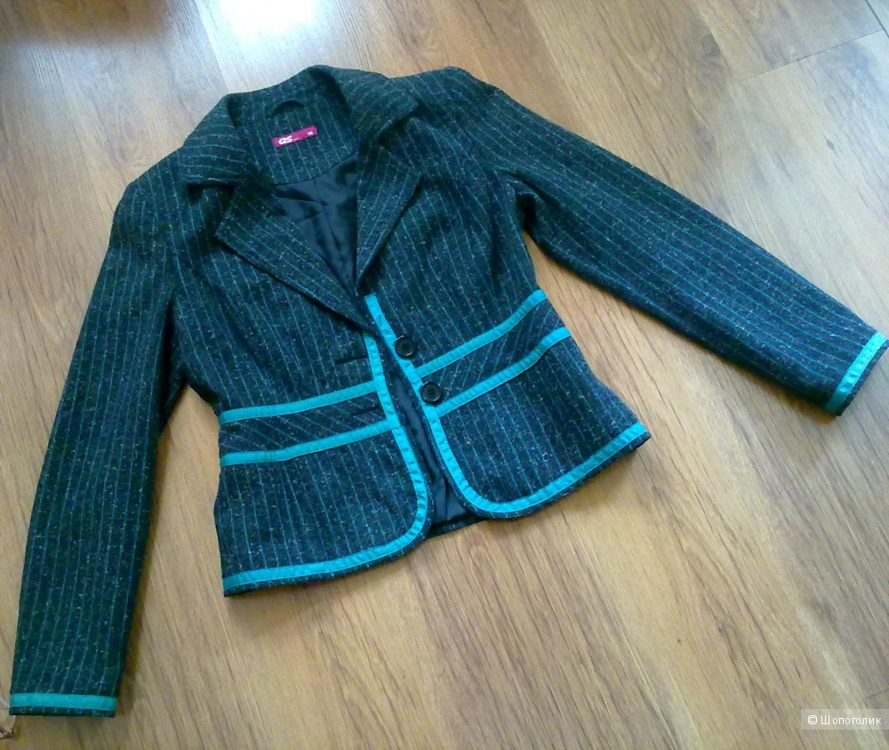 Пиджак QS BY S.OLIVER, размер 38.