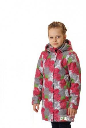 Пальто для девочки Sova деми 110р