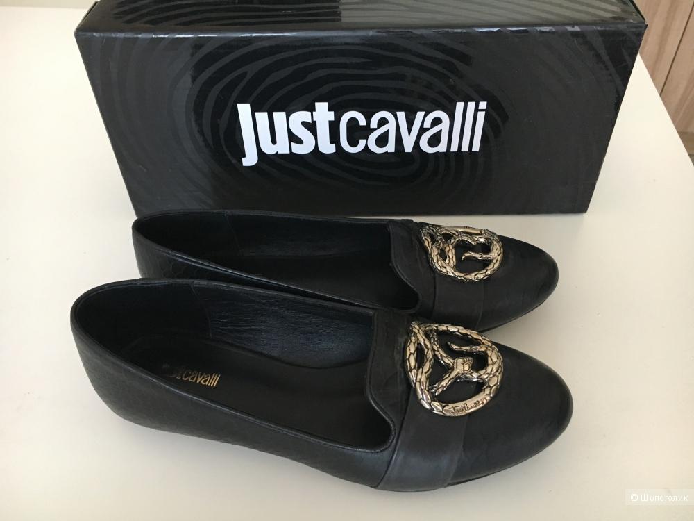 Мокасины Just Cavalli 36 размера