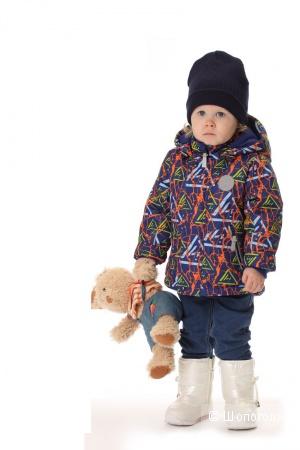Куртка для мальчика Sova деми 80-86р