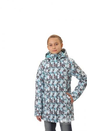 Пальто для девочки Sova деми 146р