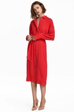 Платье-рубашка H&M,раз.48-52
