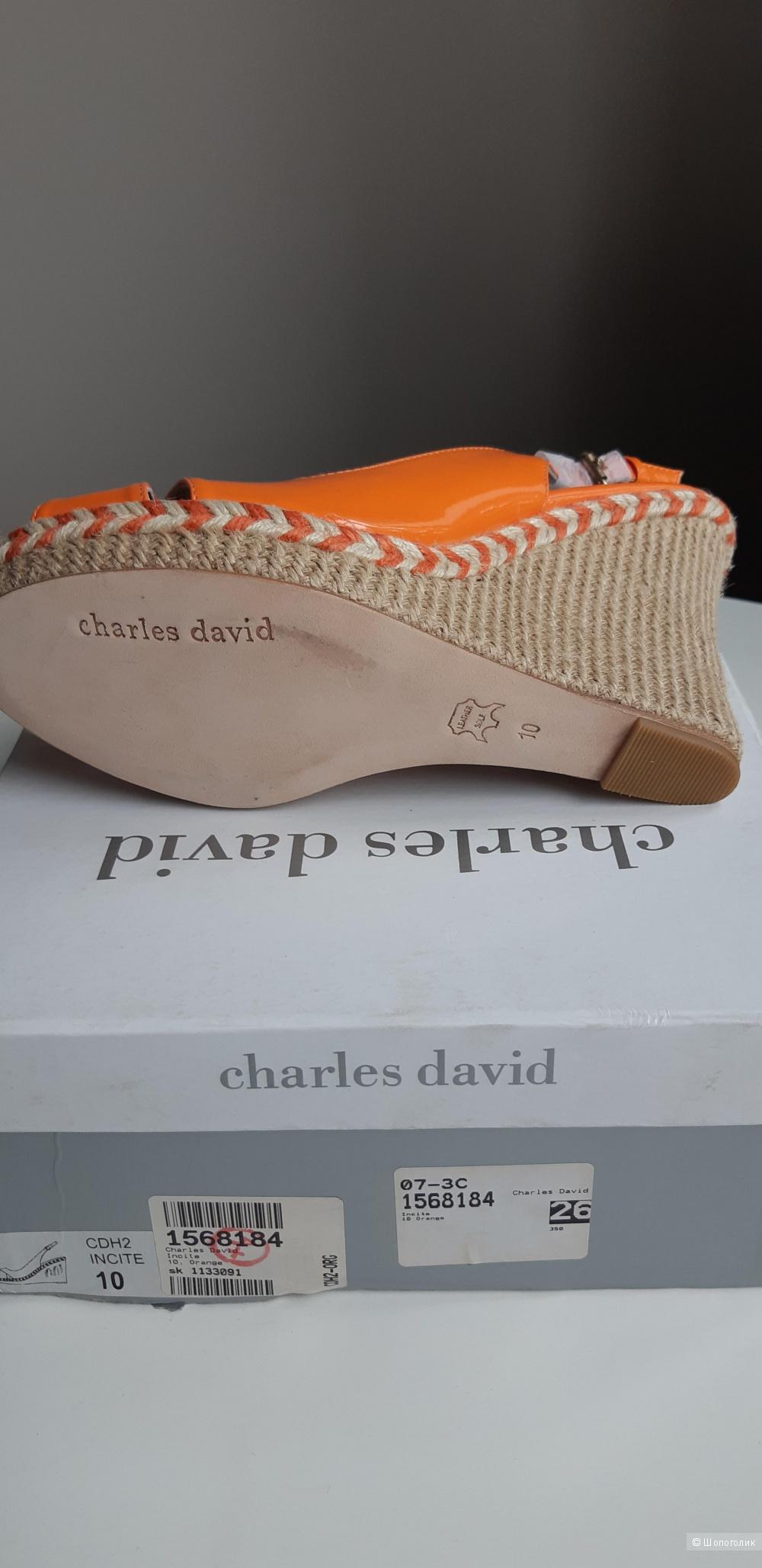 Босоножки Charles David, размер 39,40