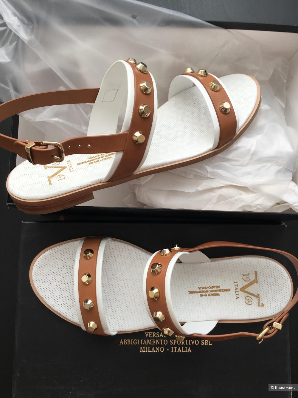 Сандалии V Italia (Versace) размер 40