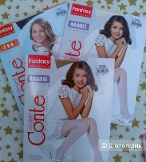 Капроновые  колготки Conte для девочек