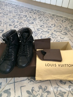 Кеды ,Louis Vuitton,40-26,5