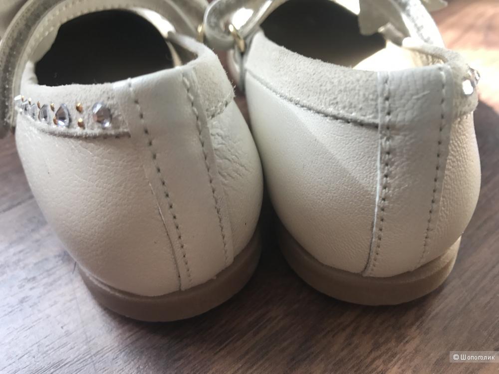 Туфли Miss blumarine baby, размер 26