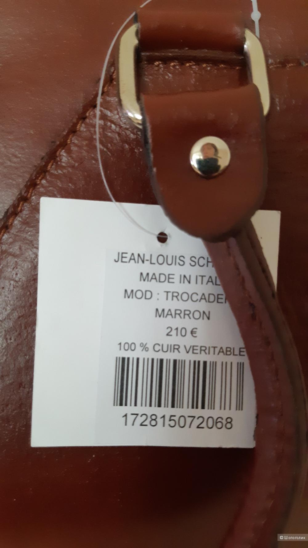 Сумка Jean Louis Scherrer  32x23x11