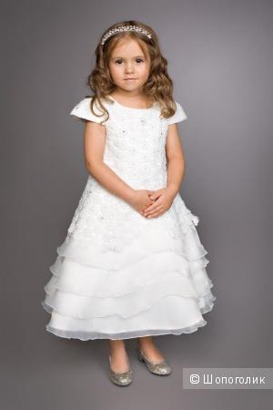 Платье праздничное Елена и Ко 104р