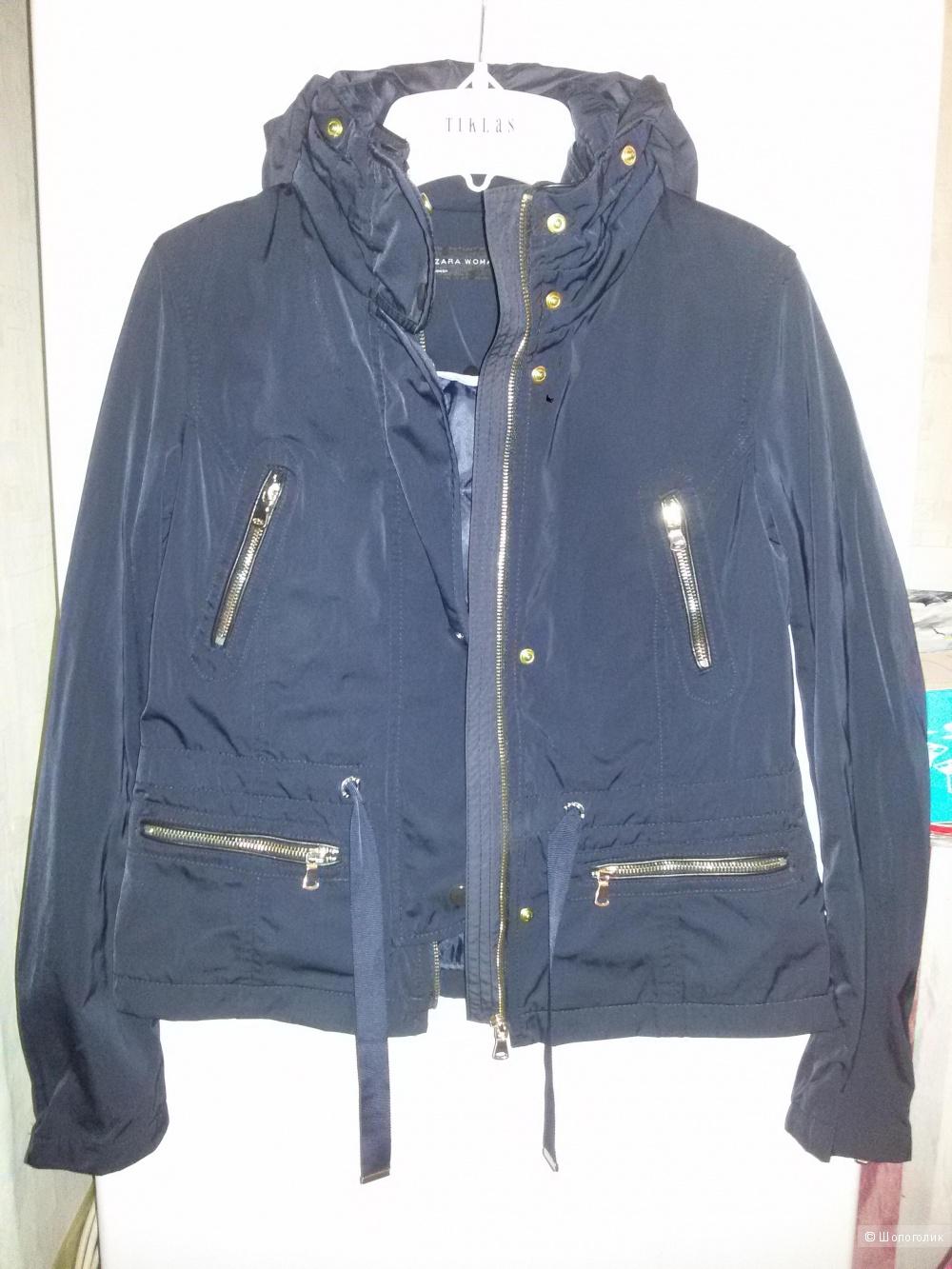 Куртка-ветровка Zara размер xs