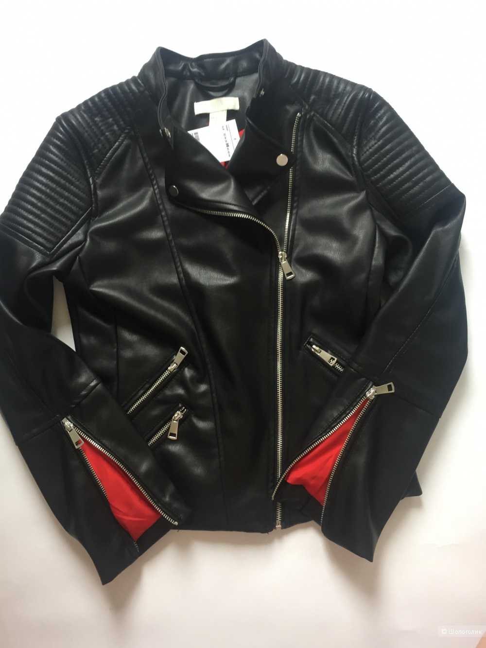 Куртка косуха H&M размер 38