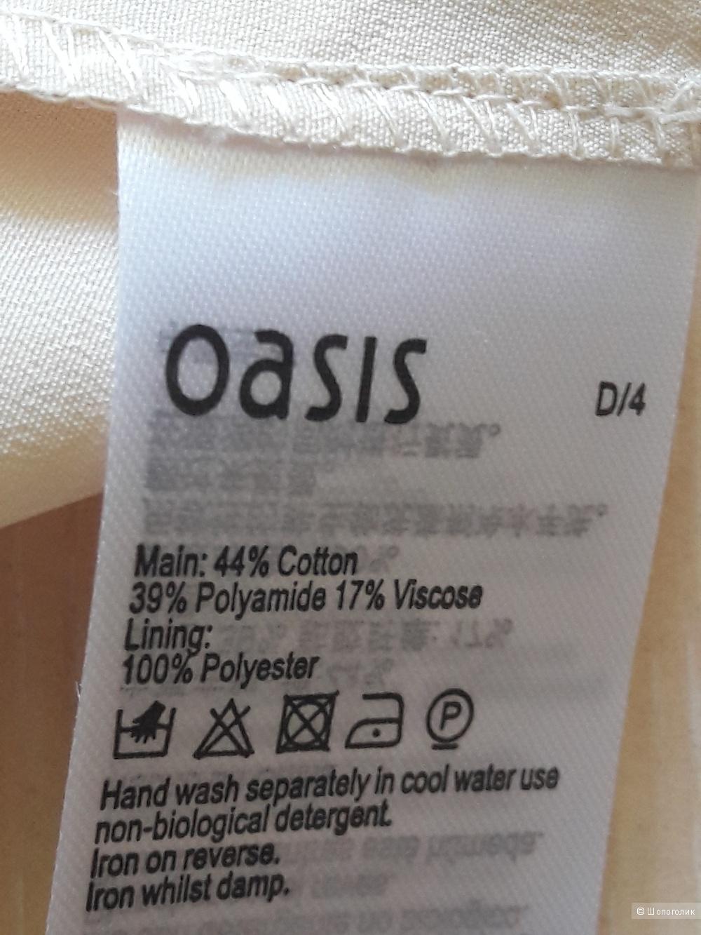 Платье OASIS размер 34 (XS)