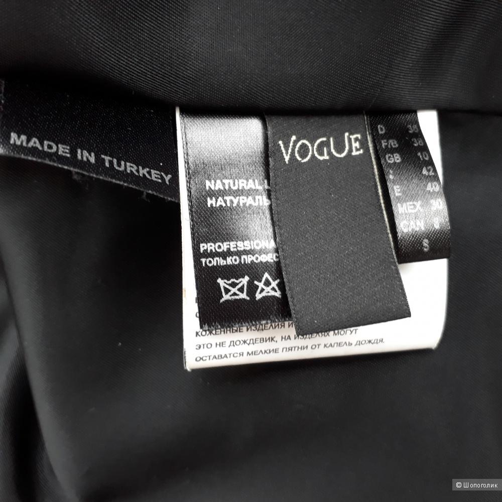 Кожаная куртка 42-44 Vogue Турция