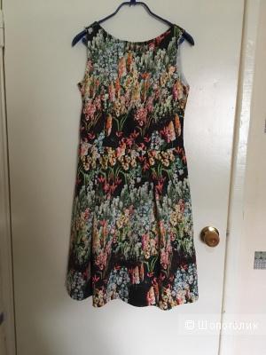 Платье хлопок Sergennetti, 44-46 р