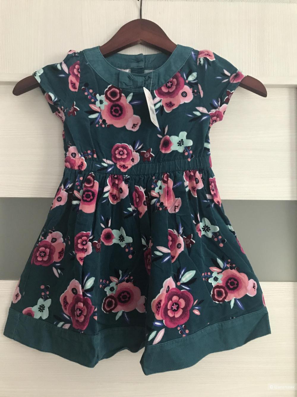 Платье Gymboree, размер 4т