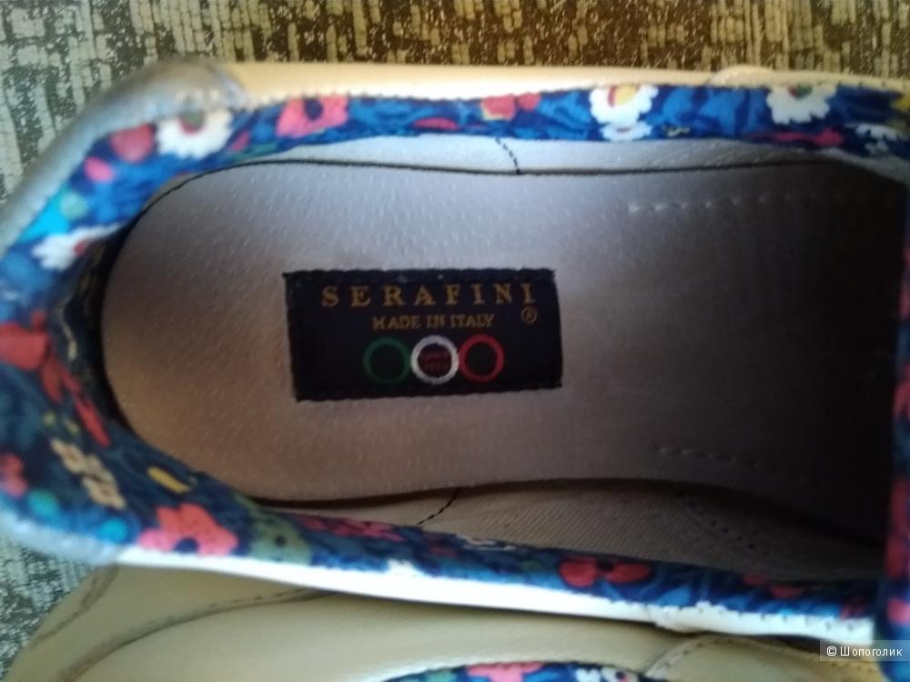 Кроссовки SERAFINI LUXURI размер 36,5-37