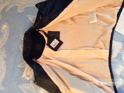 Кожаная куртка Silvian Heach, размер M