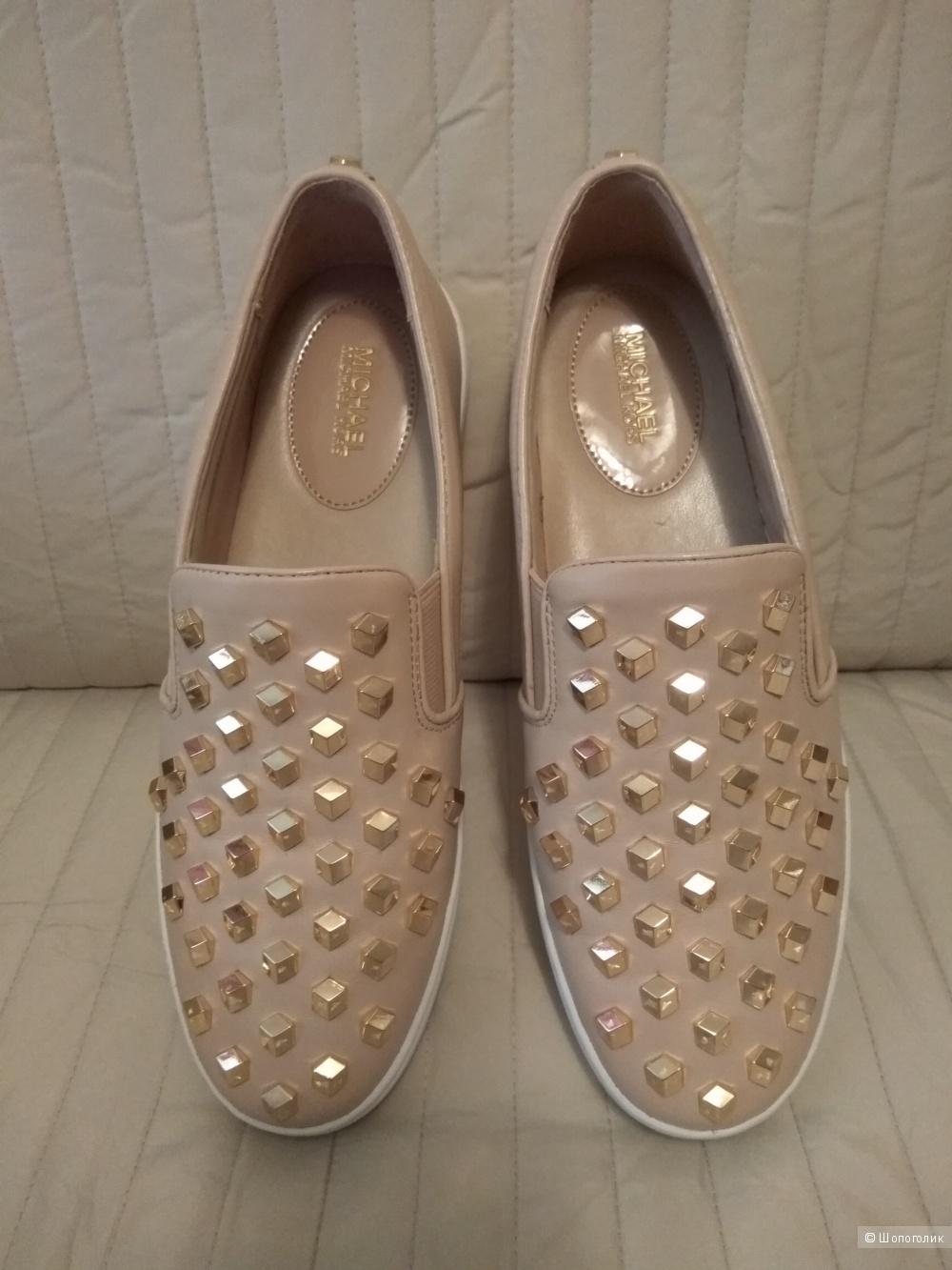 Лоферы туфли Michael Michael Kors размер 8