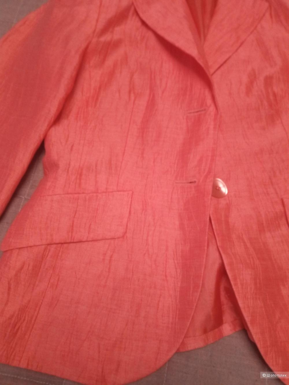 Пиджак льняной Jake's р.46