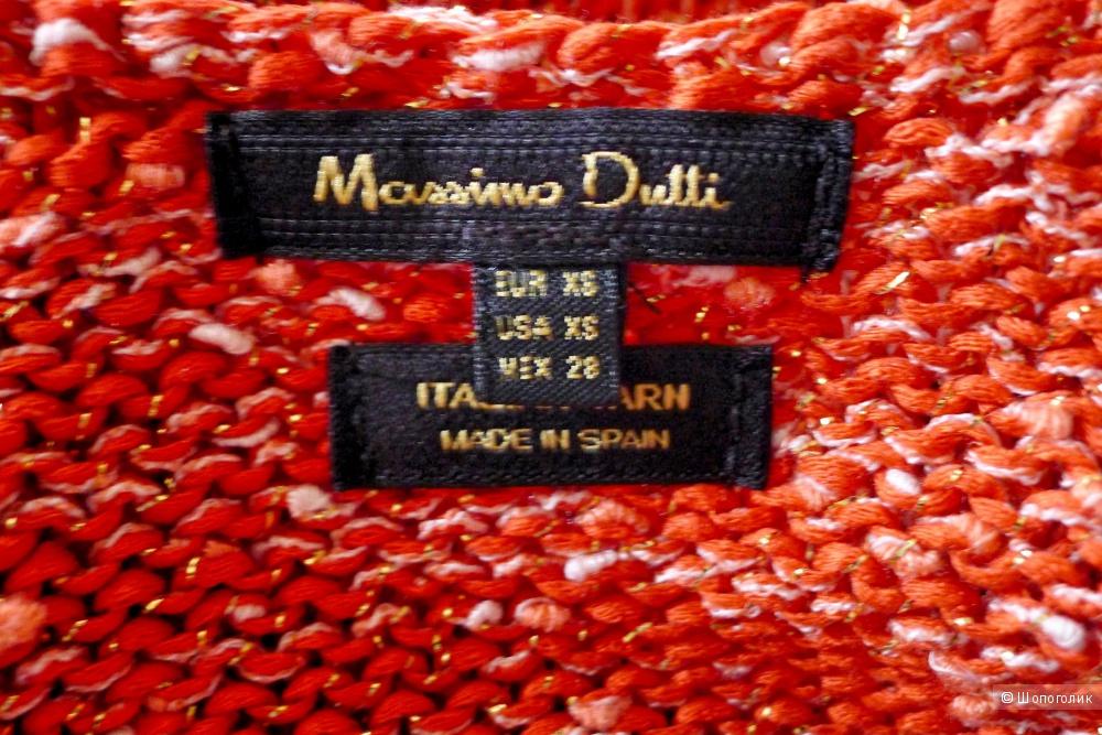 Massimo dutti джемпер размер ХS