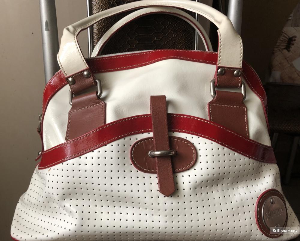 Кожаная сумка  Claudia Firenze