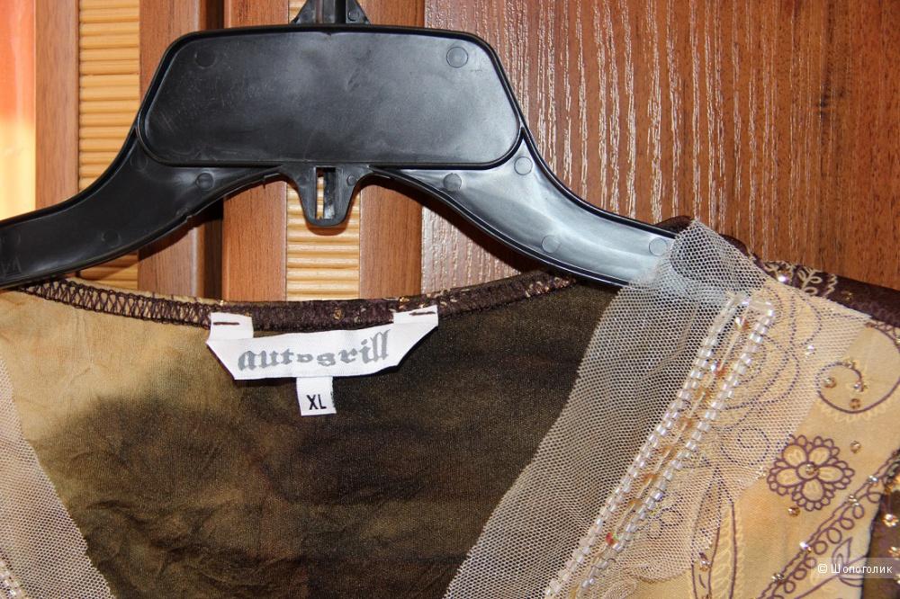 Кофточка  AUTOGRILL,  размер XL, на наш 48-50
