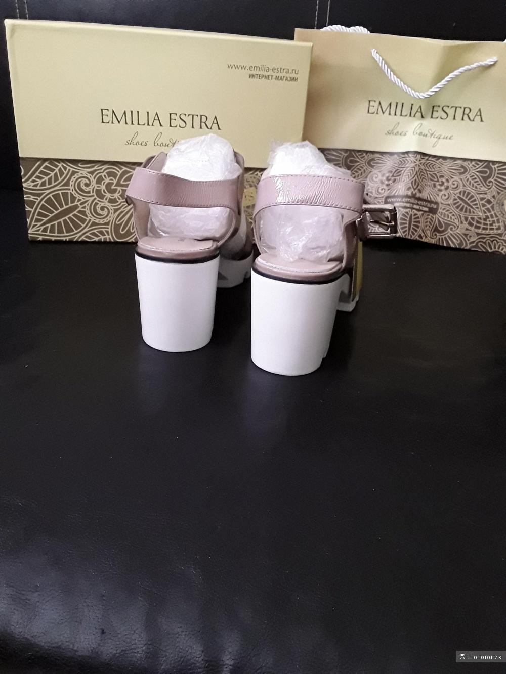 Босоножки Emilia Estra 39