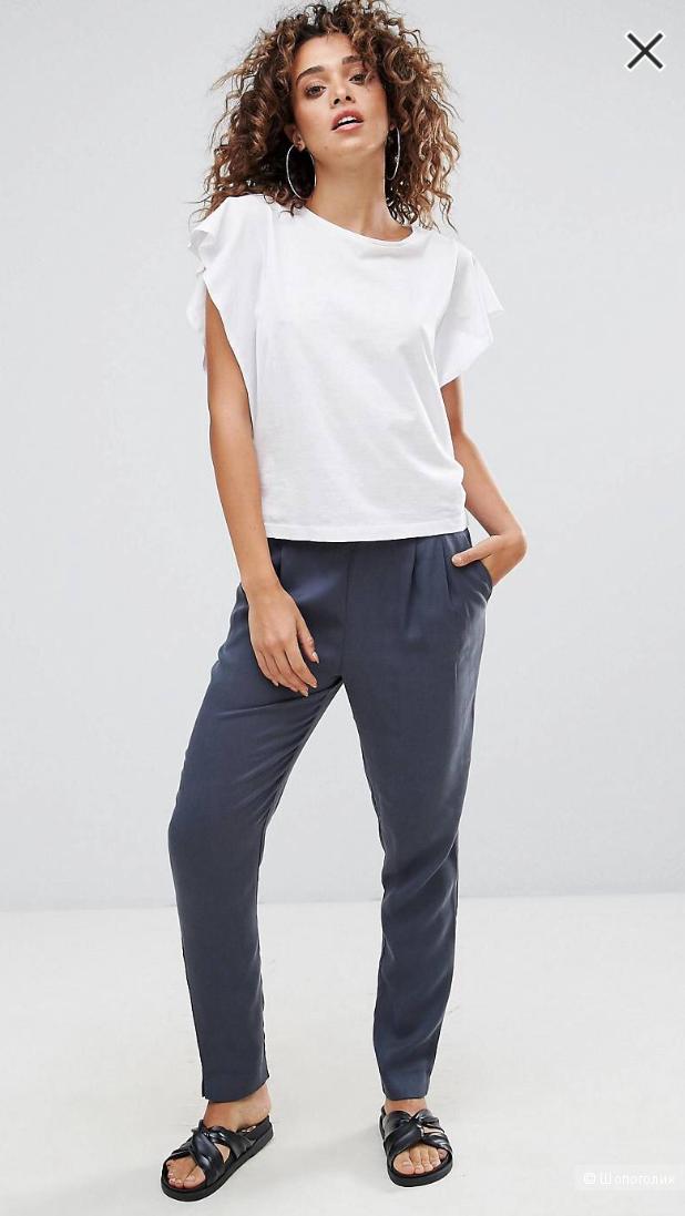 Строгие брюки Moss Copenhagen размер XS