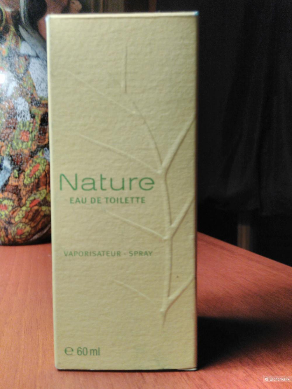 Талетная вода Nature Yves Rocher 40/60 мл