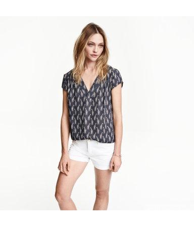 Блузка H&M 46 размер