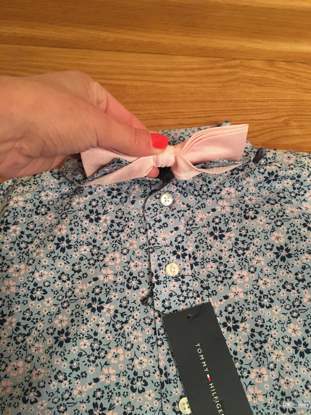 Сет: рубашка/бабочка Tommy Hilfiger, 18лет