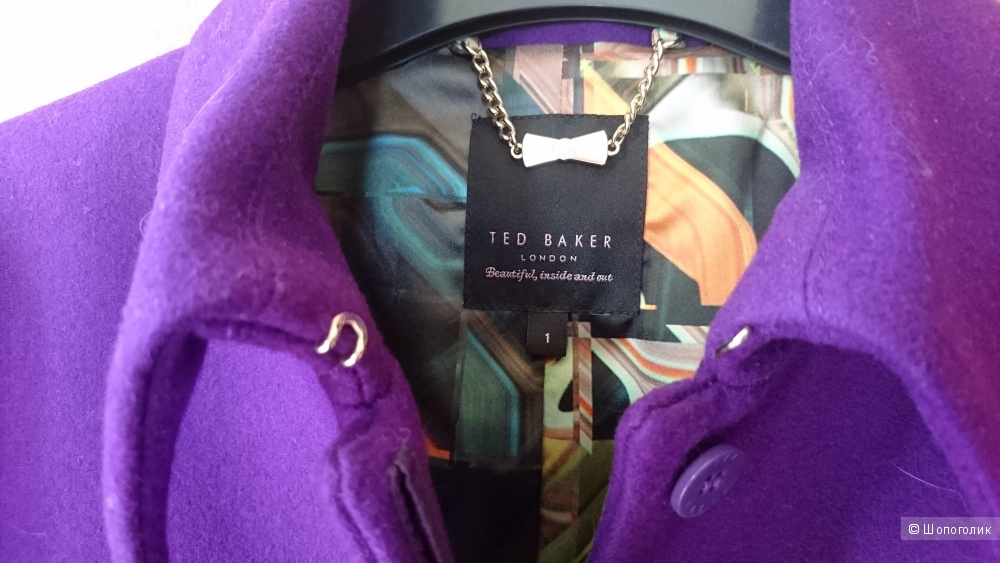 Женское пальто / полупальто Ted Baker 40-42 размер