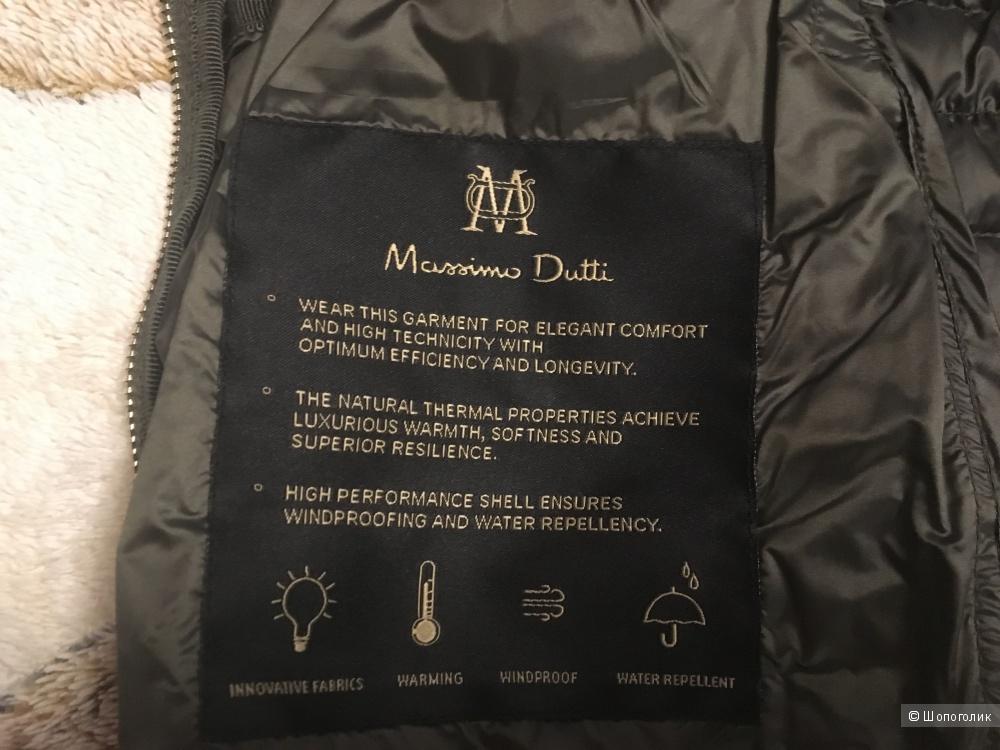 Жилет-пуховик Massimo Dutti, размер М