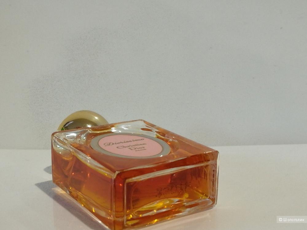 Diorissimo Christian Dior 7,5 мл (чистый парфюм-винтаж-первая версия-люксури флакон)