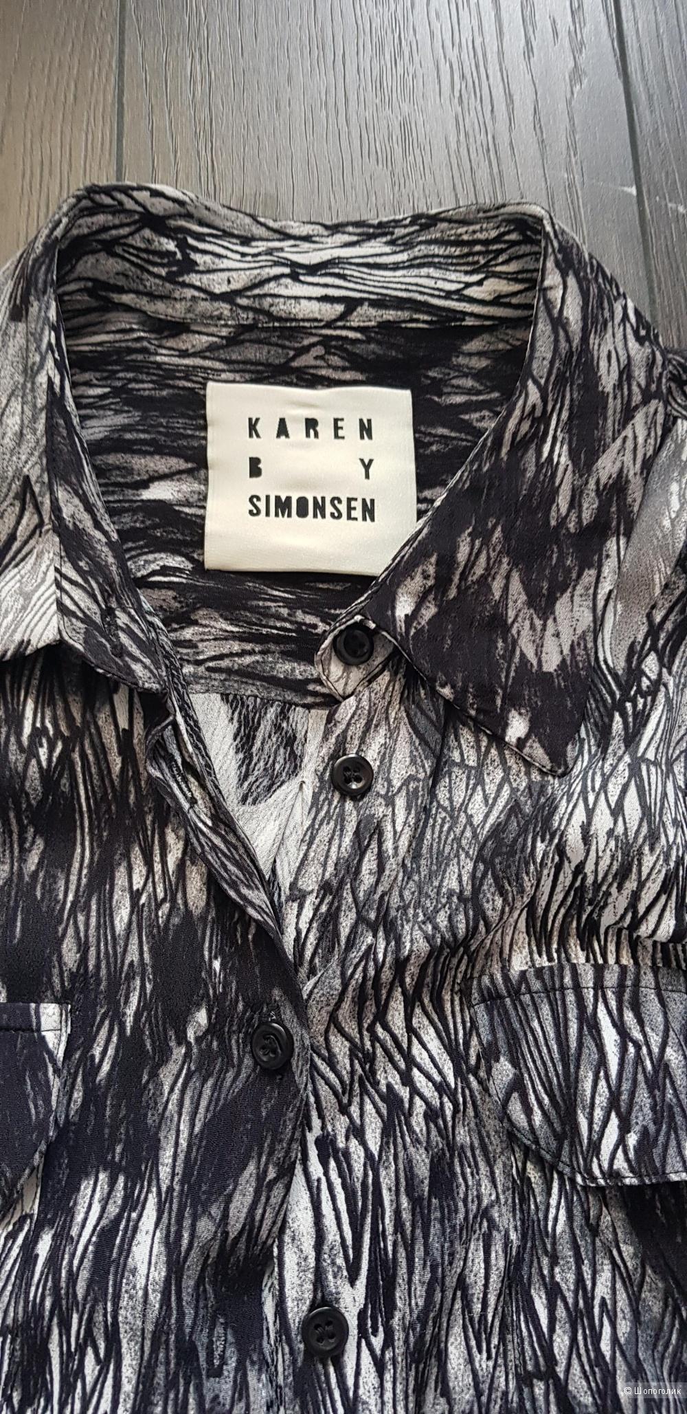 Рубашка Karen by Simonsen 46rus.