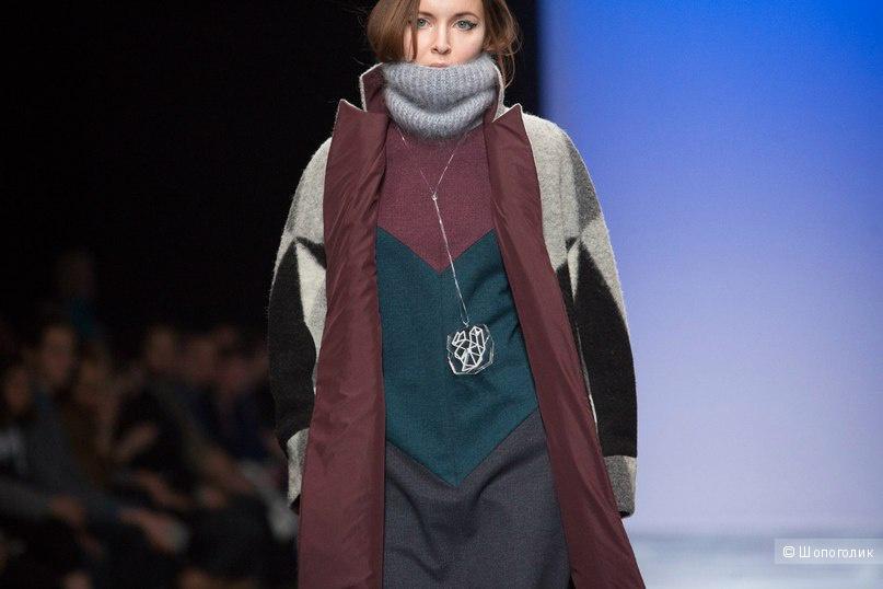 Пальто дизайнера Виктории Андреяновой, one size