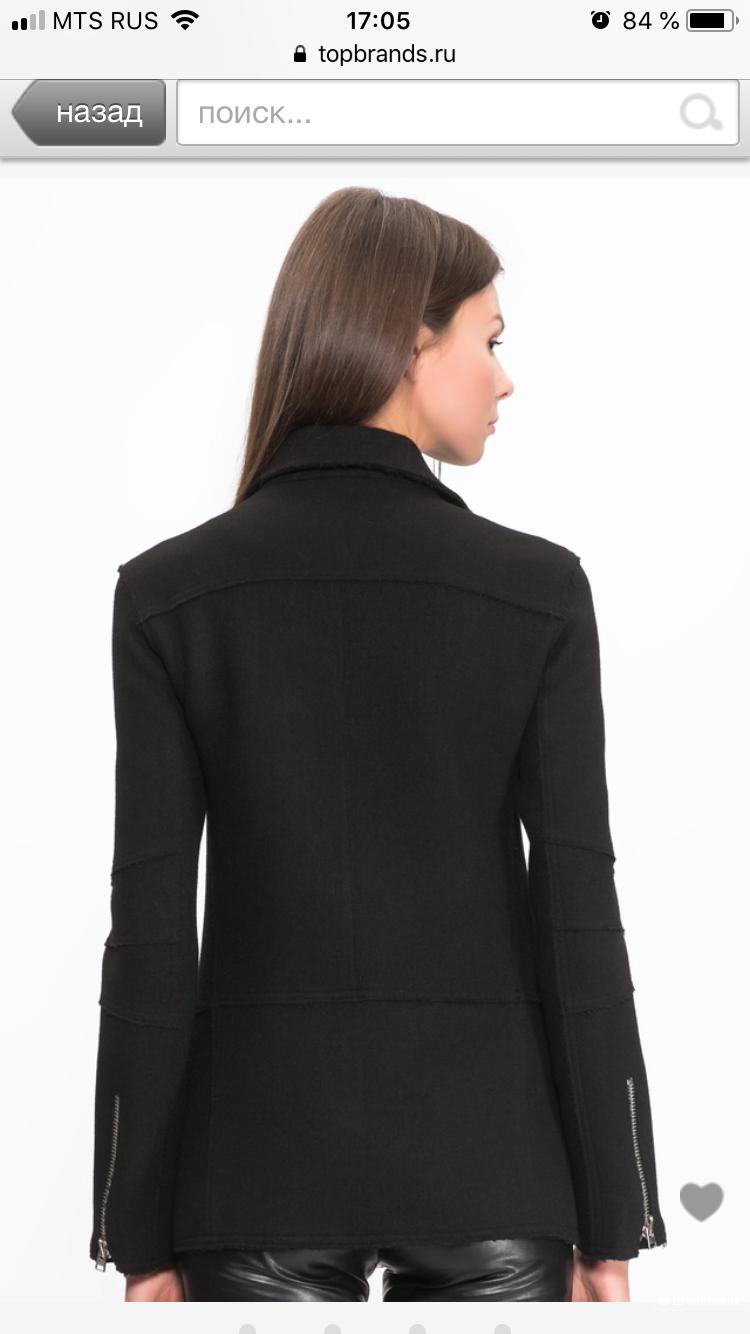 Пальто из шерсти, HOTEL PARTICULIER,размер S
