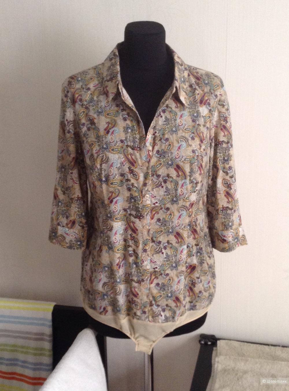 Рубашка-боди Vancl, размер 46-48
