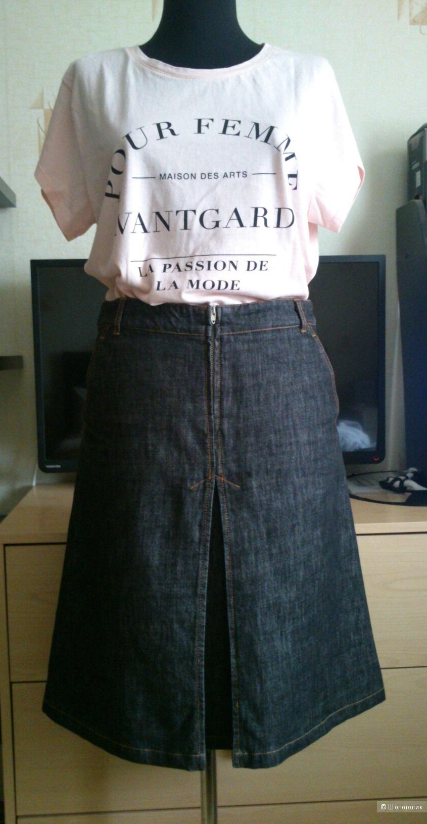 8da64a62500 Джинсовая юбка SPORTMAX. Размер  I 42