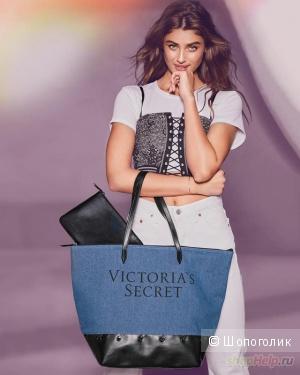 Сумка+косметичка Victoria's Secret
